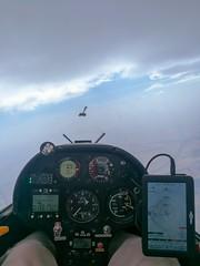 11,500 ft altitude at Beckom, New South Wales