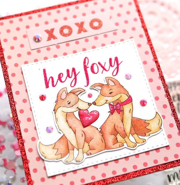 hey foxy close up