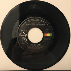 THE CHI-LITES:WE NEED ORDER(RECORD SIDE-B)