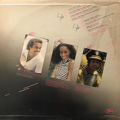 SHALAMAR:THREE FOR LOVE(JACKET B)