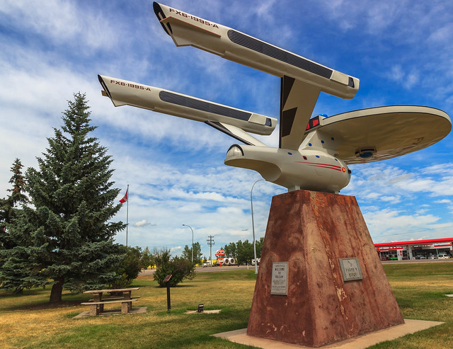 Vulcan Alberta - July 2017