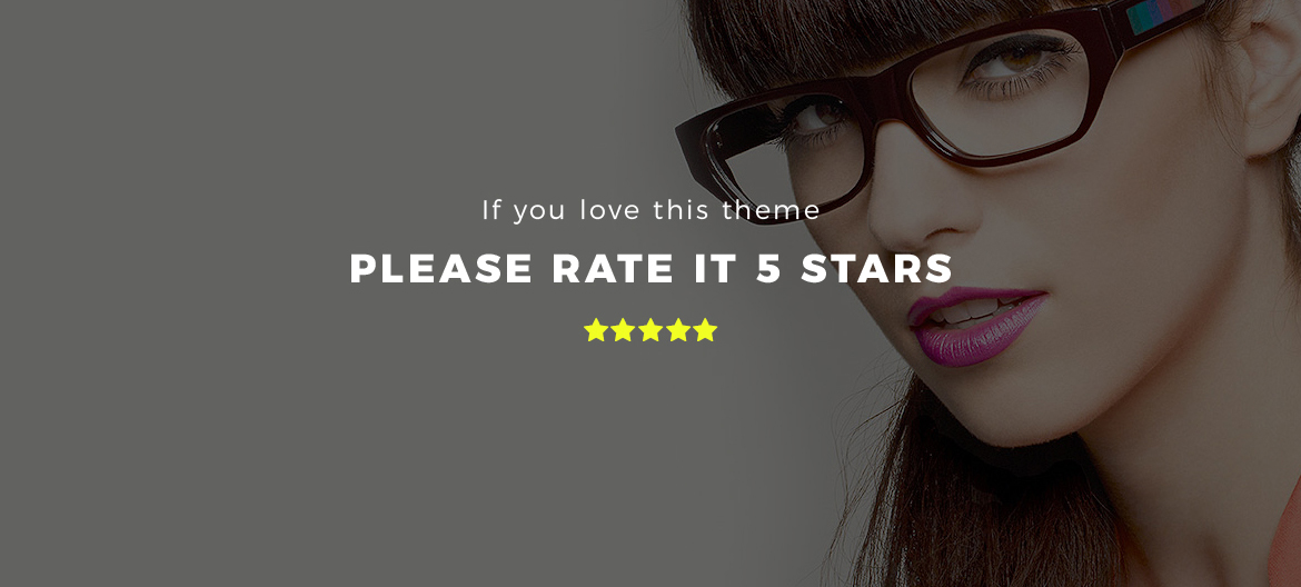 rate this theme 5 stars-Bos Idu Prestashop theme-Shoes, Handwatch, Fashion Store