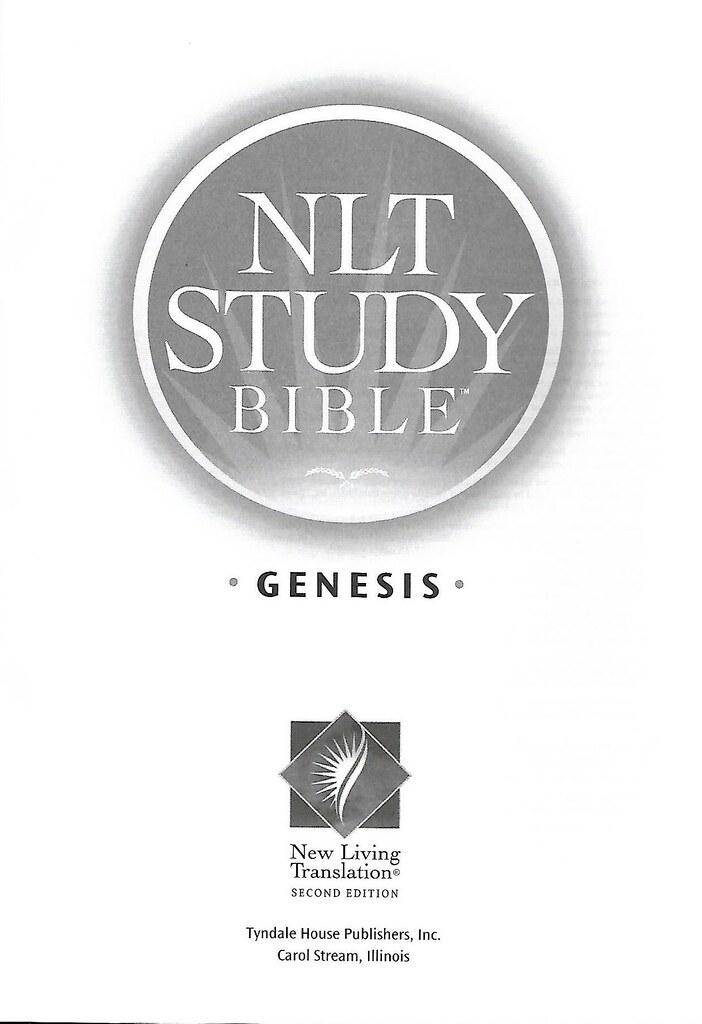 New Living Translation - Internet Bible Catalog