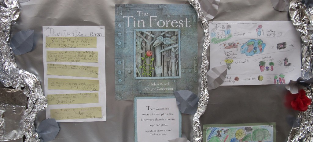 Tin Forest by Year 3