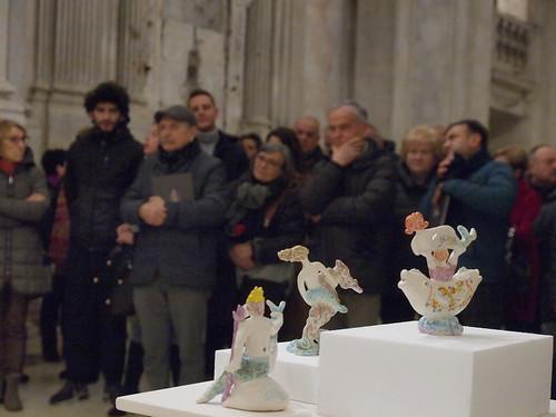 """Visitabile fino al 4 marzo la mostra """"Ceramiche sonore"""" di Gianfranco Budini"""