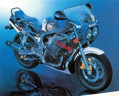 Suzuki 750 GSX-R 1985 - 8