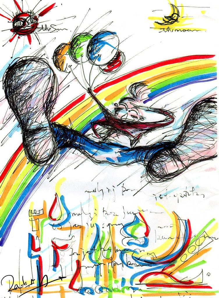 Rainbow Children 1000x1361px(72ppi)