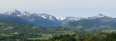 Le Pic du Midi et le Montaigu (Cieutat, France)