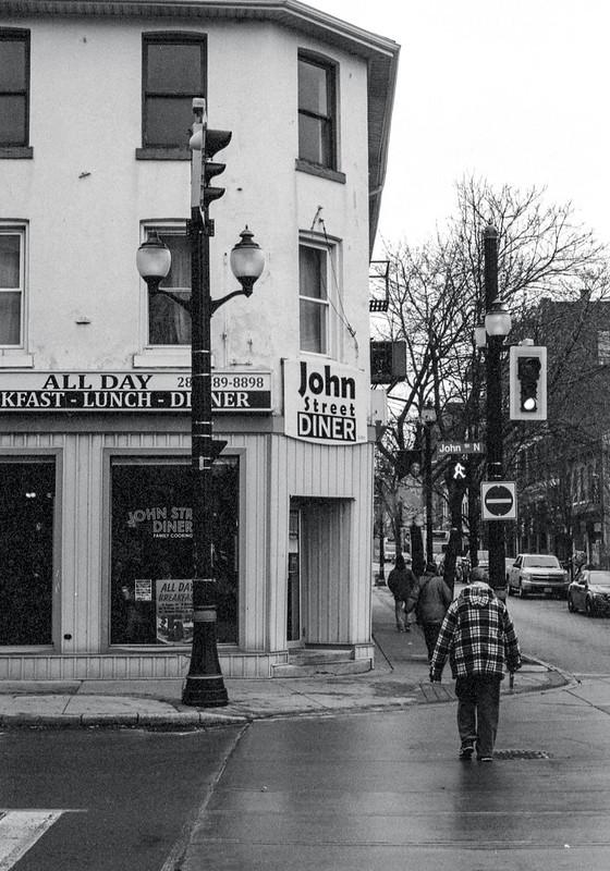 John St. Diner