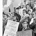 Singing at the state capital to protest brutality: 1964 by Washington Area Spark