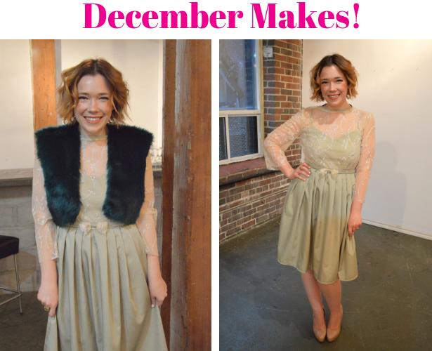 Meg December Makes