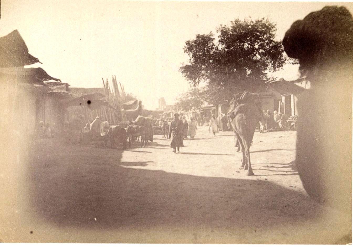 26. Бухара. Главная улица