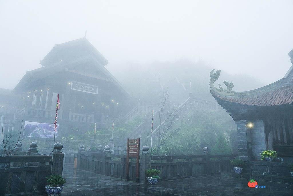 【越南沙壩】北越SAPA自由行 雲霧繚繞 絕美梯田山城 番西邦纜車 2天1夜 KKDAY行程