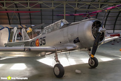 C.6-155-421-35---121-41833---Spanish-Air-Force---North-American-SNJ-5-Texan---Madrid---181007---Steven-Gray---IMG_1904-watermarked