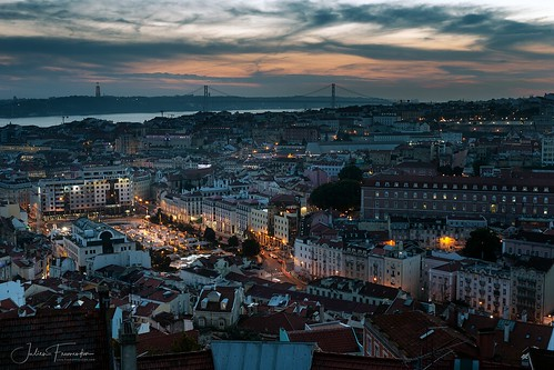 Miradouro da Senhora do Monte. Lisboa