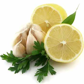 Bawang Putih Dan Lemon Membuat Kolesterol Tetap Terjaga