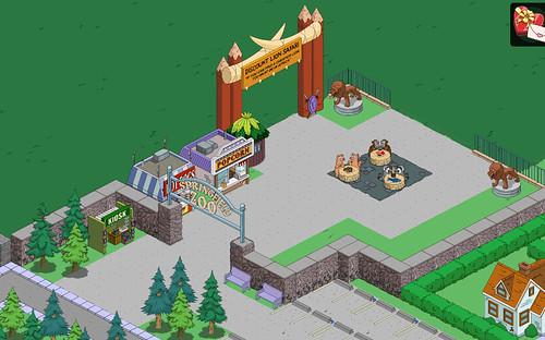 SimpsonsTSTOzooentrance15022019