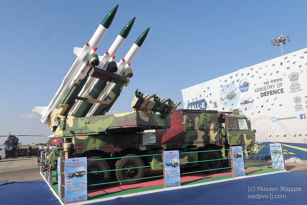 Indian Military SAM Systems - Page 4 46244450085_10d96944df_b