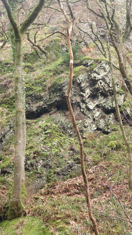 Seaman's Borough Rocks