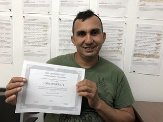 Gerber Adonay Valladares Reviews Municipal Credit Service Corp, limpiar el credito