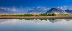 Between Shigatse and Lhasa