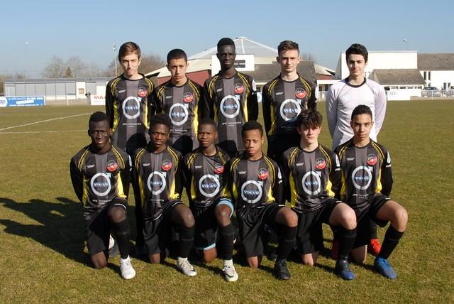 23/02/19 Coupe de Normandie U15