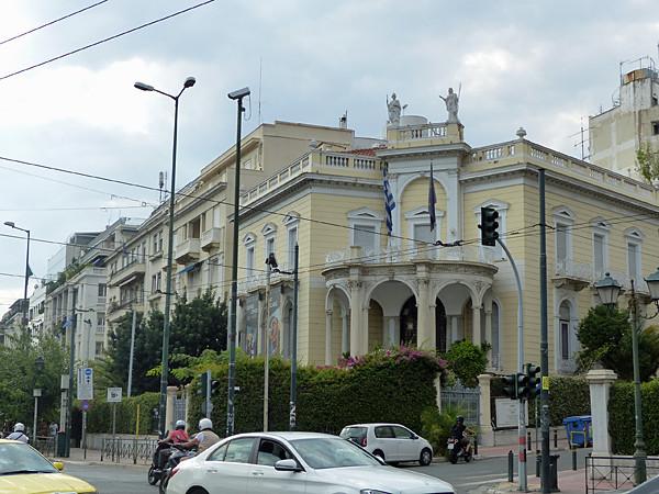 musée cycladique