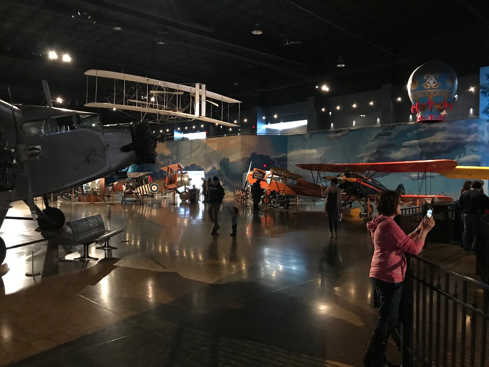 Air Zoo and Aerospace Museum March 9 2019