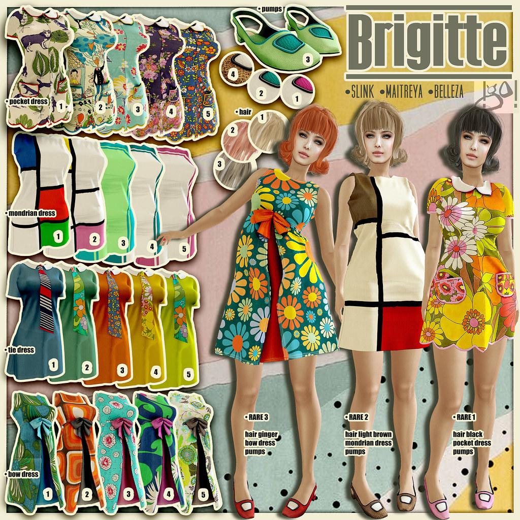!gO! Brigitte - gacha key - TeleportHub.com Live!