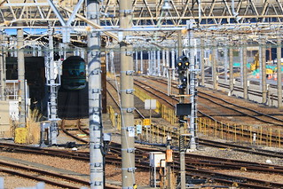 横浜羽沢貨物駅
