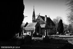 The Chapel - Streatham Cemetery