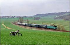 IMG_4317 BB 25 236 + Orient Express à Beynes et  Thiverval-Grignon - Photo of Herbeville