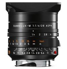 Leica 28mm Summilux-M