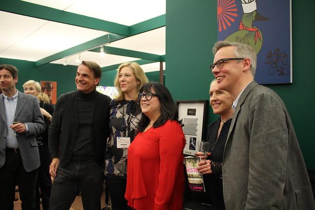 EL James - London Book Fair 2019
