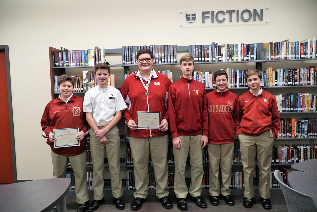8th Grade Geography Bee