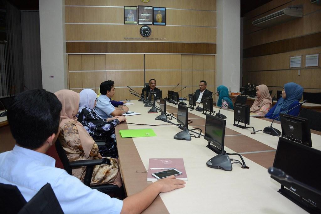 Majlis Penyerahan Penyata Kewangan Tahun 2018