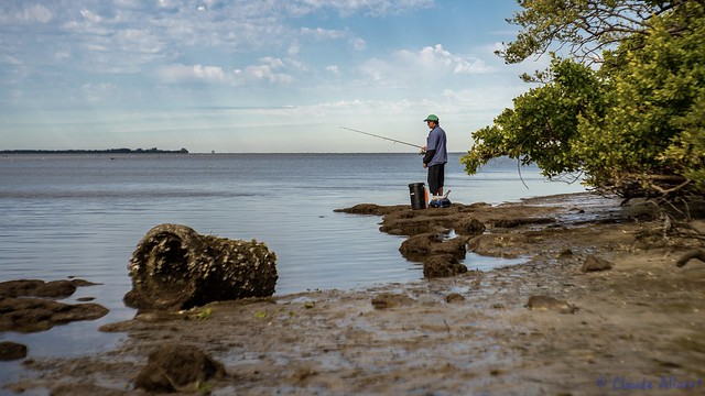 Fishing, Sony ILCE-7M2, Canon EF 40mm f/2.8 STM