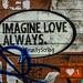@trustyscribe Imagine love always