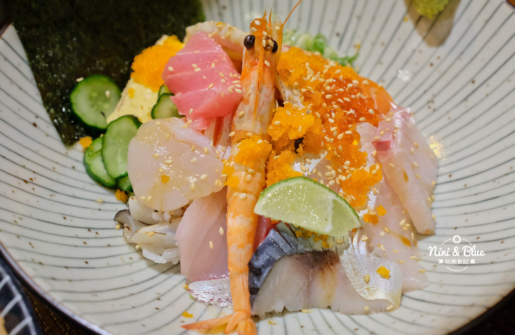 米野木海鮮丼11