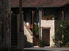 20080916 38012 1017 Jakobus Haus Treppe Idylle_K - Photo of Pern