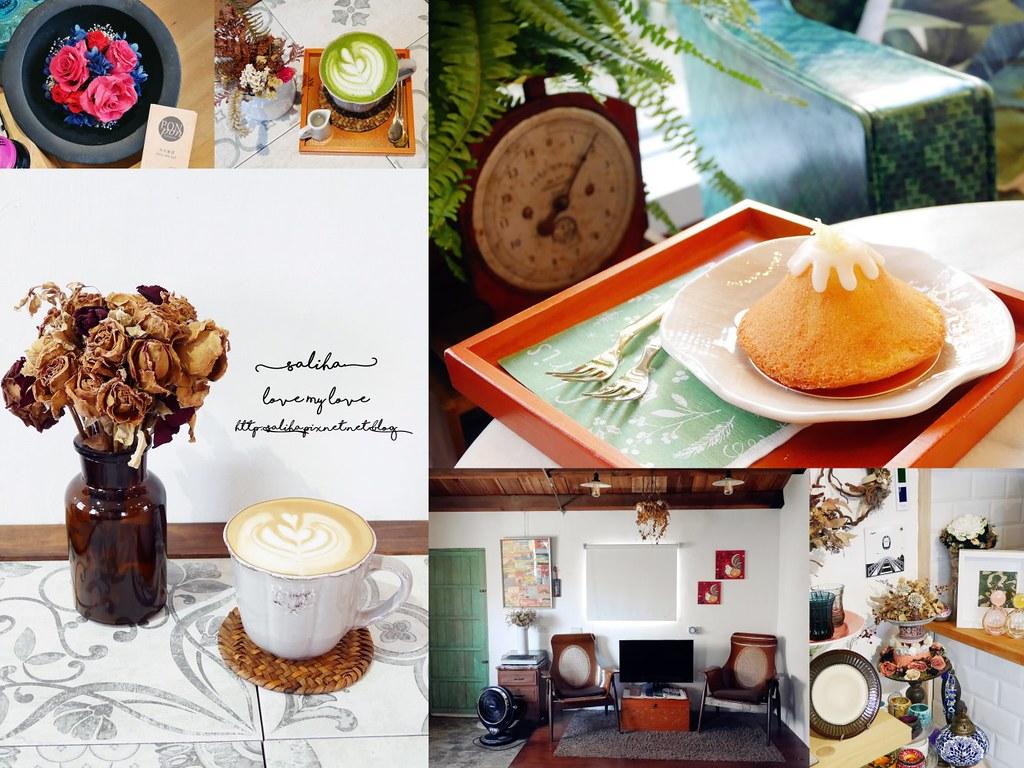 宜蘭礁溪PonPon乓乓雜貨咖啡心得食記分享