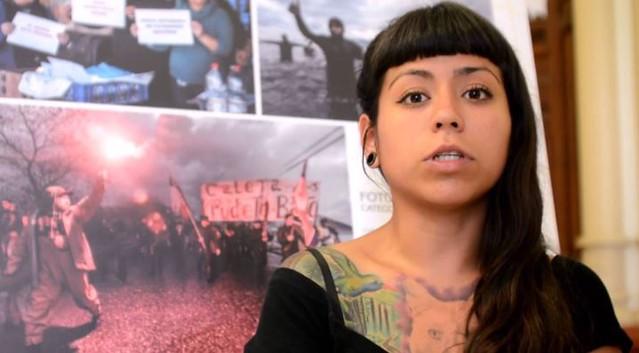 """Repórter atropelada na fronteira denuncia opositores de Maduro: """"Não são heróis"""""""