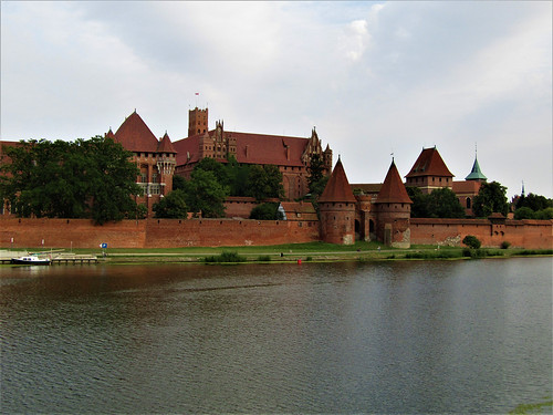 Malbork Castle: the Largest Castle in the World