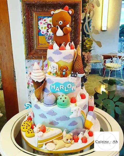 Cake by Kae Geronimo