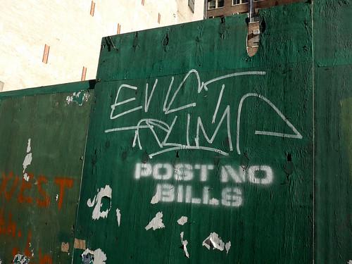 evict trump
