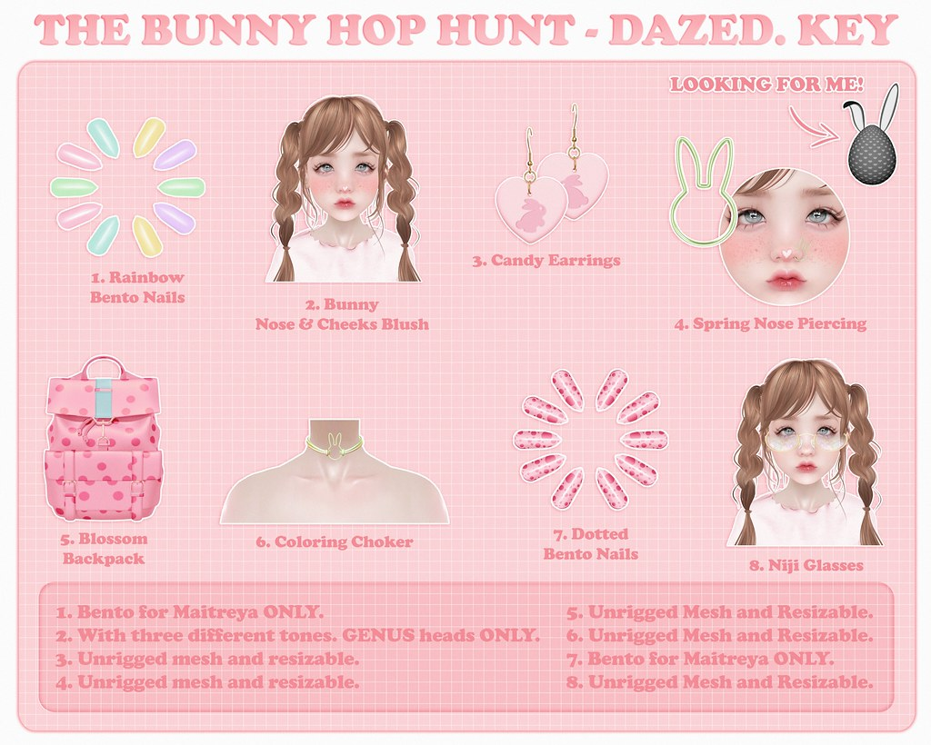 DAZED. @ The Bunny Hop Hunt