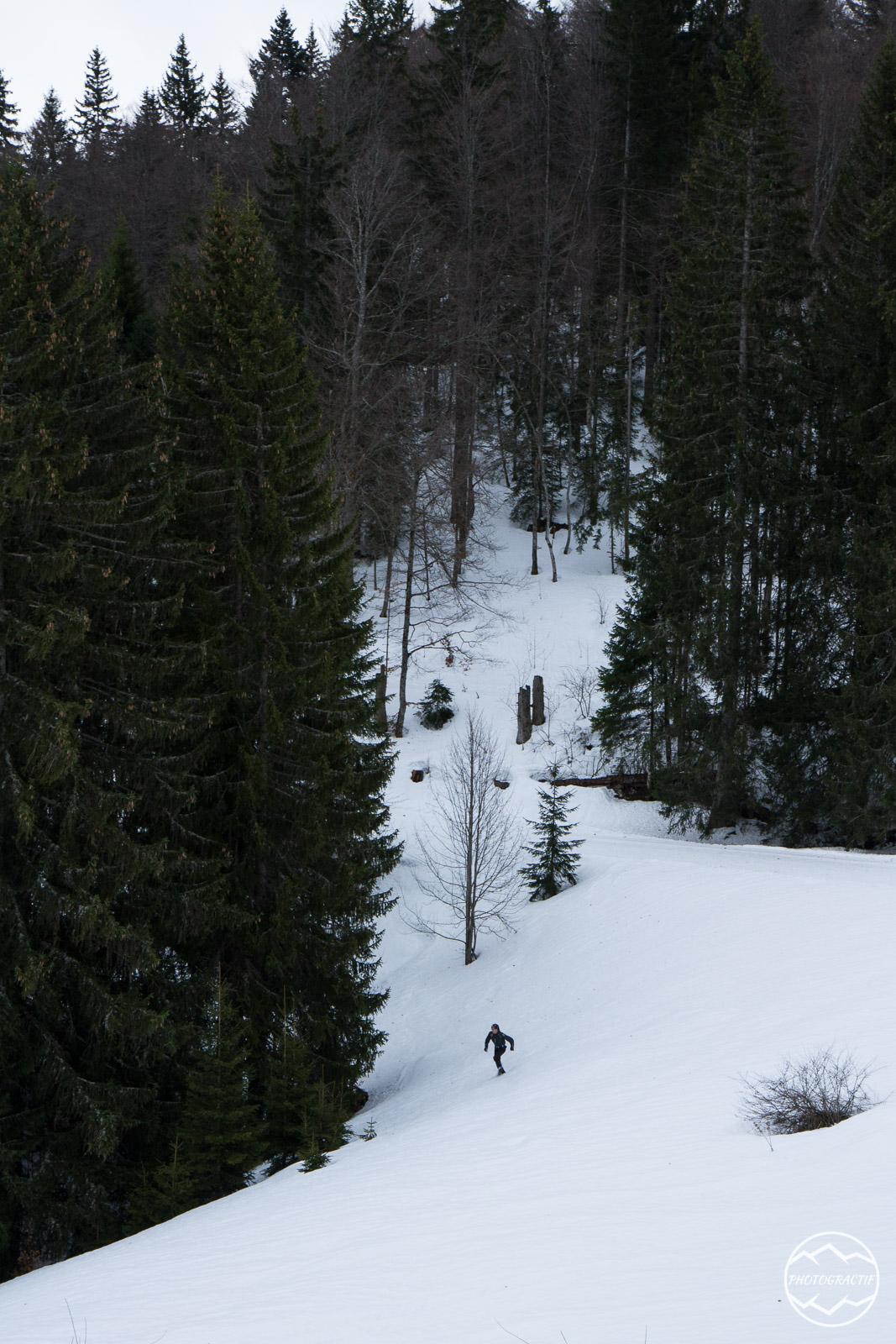 DSN Entrainement Ski Raquettes (88)