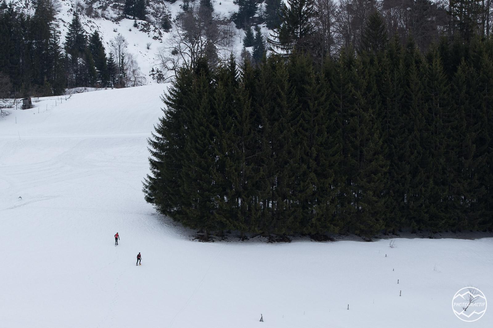 DSN Entrainement Ski Raquettes (64)