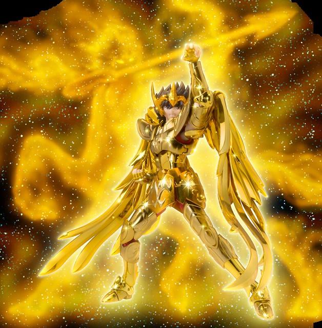 【官圖&販售資訊新增】聖闘士聖衣神話EX 《聖闘士星矢》「射手座星矢」情報公開!サジタリアス星矢