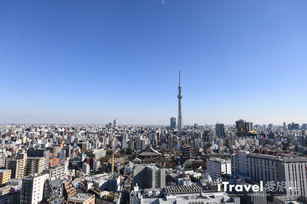 浅草豪景饭店 Asakusa View Hotel (36)